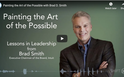 Painting the Art of the Possible, with Brad D. Smith