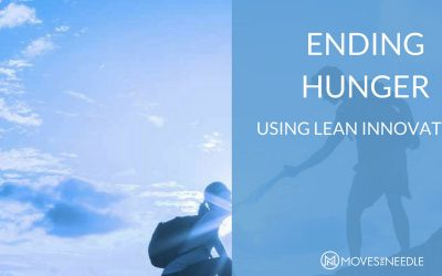 Ending Hunger using Lean Innovation with Vanessa Moore from the San Diego Food Bank