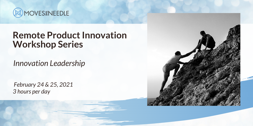 Innovation Leadership Remote Workshop